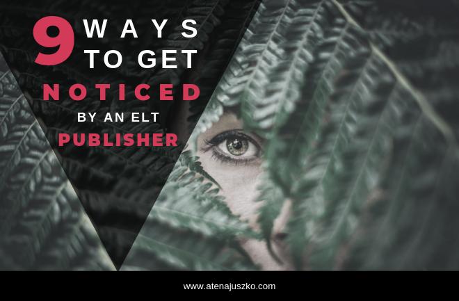 ELT publishing Atena Juszko become writer author publish selfpublish OUP Oxford University Press