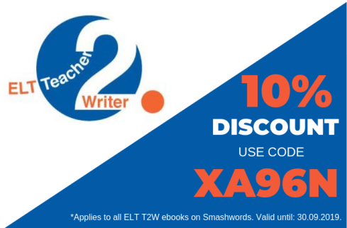 ELT Teacher 2 Writer discount code