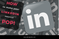 how to write LinkedIn profile ELT ESL EAL