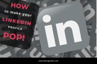 how to write LinkedIn profile ELT ESL EAL