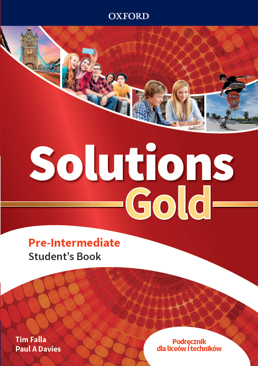 Solutions Gold Falla Davies OUP
