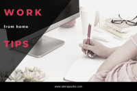 work from home tips freelancer publishing